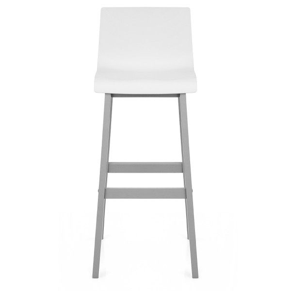 Coast Bar Stool Grey